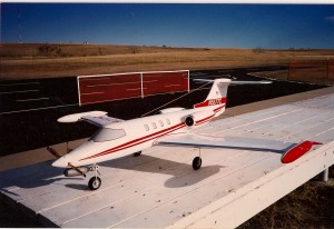 MAS LearJet 1